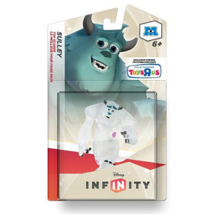 Disney Infinity Toys R Us Exclusive Crystal Sulley