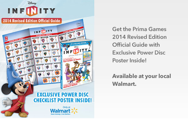 new disney infinity game guides announced infinity inquirer rh infinityinquirer com Disney Infinity Characters disney infinity 3.0 game guide