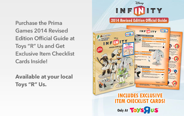 new disney infinity game guides announced infinity inquirer rh infinityinquirer com disney infinity 3.0 game guide book disney infinity game guide