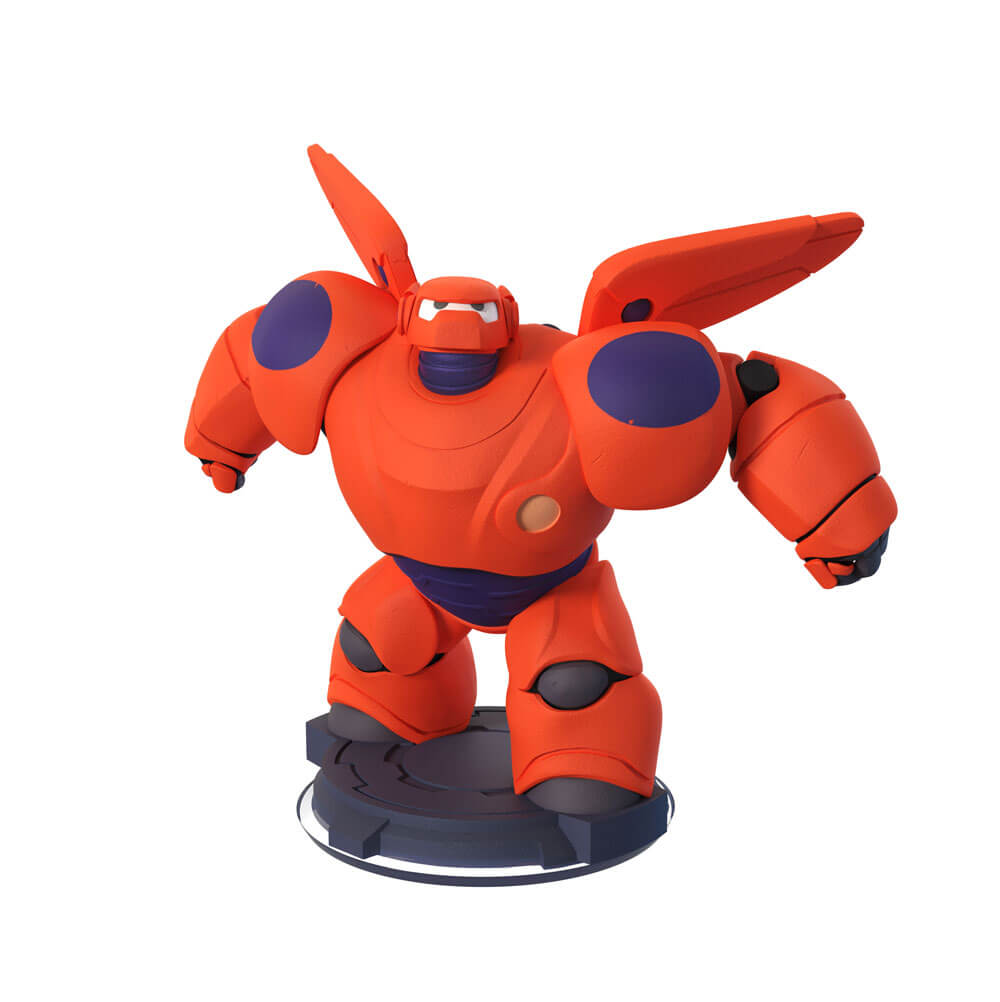 Hiro And Baymax Officially Announced Figures Trailer