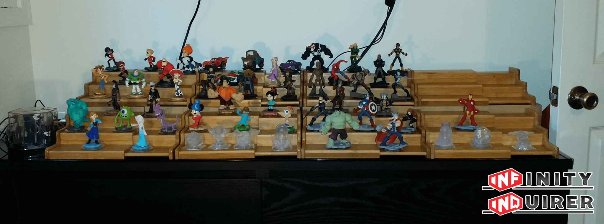 how are you showing your disney infinity collection? – infinity inquirer