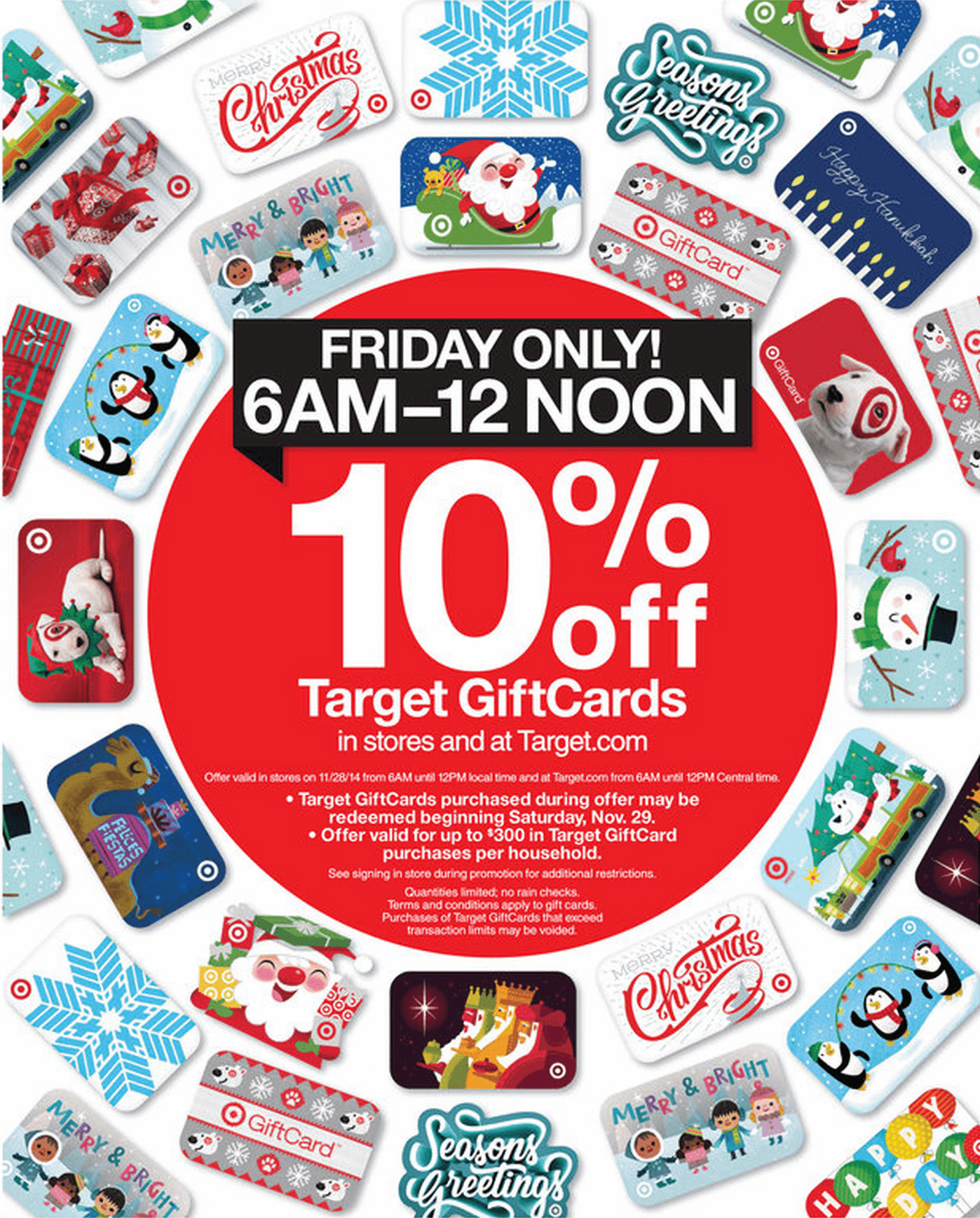 Target Black Friday Ad Posted -- Preview Disney Infinity