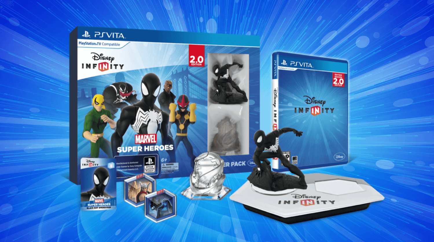 Playstation Vita Edition Of Disney Infinity 2 0 Coming May 15th Infinity Inquirer