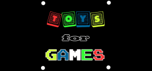 toys for games cast