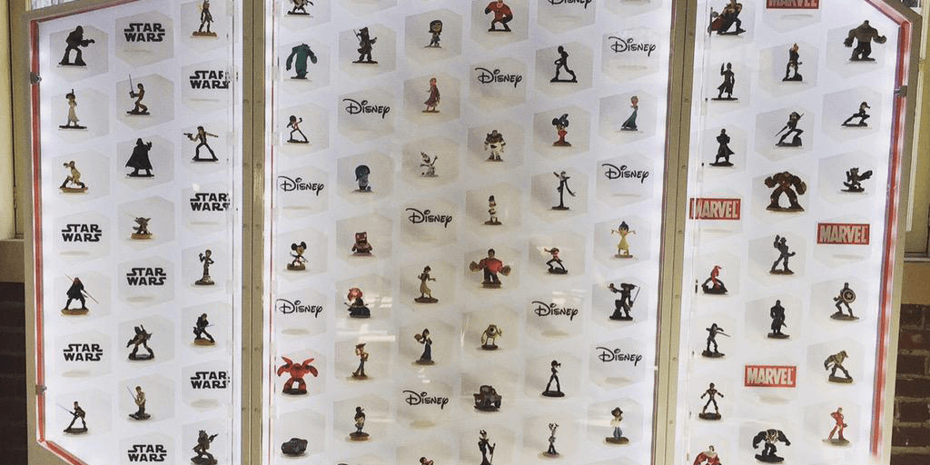DisneyInfinity30Wall