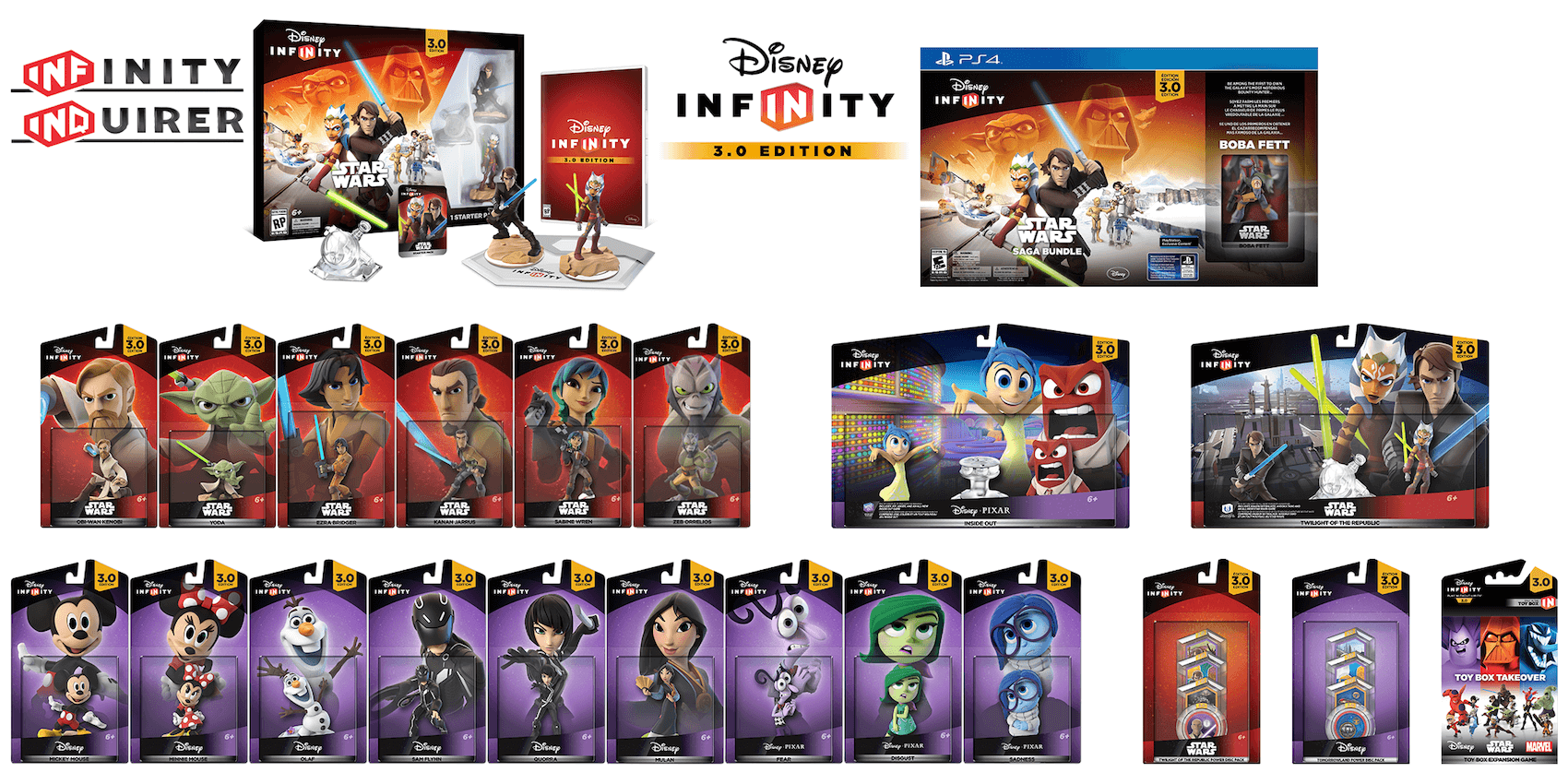 Disney Infinity 3 0 Launch Buying Guide How To Save