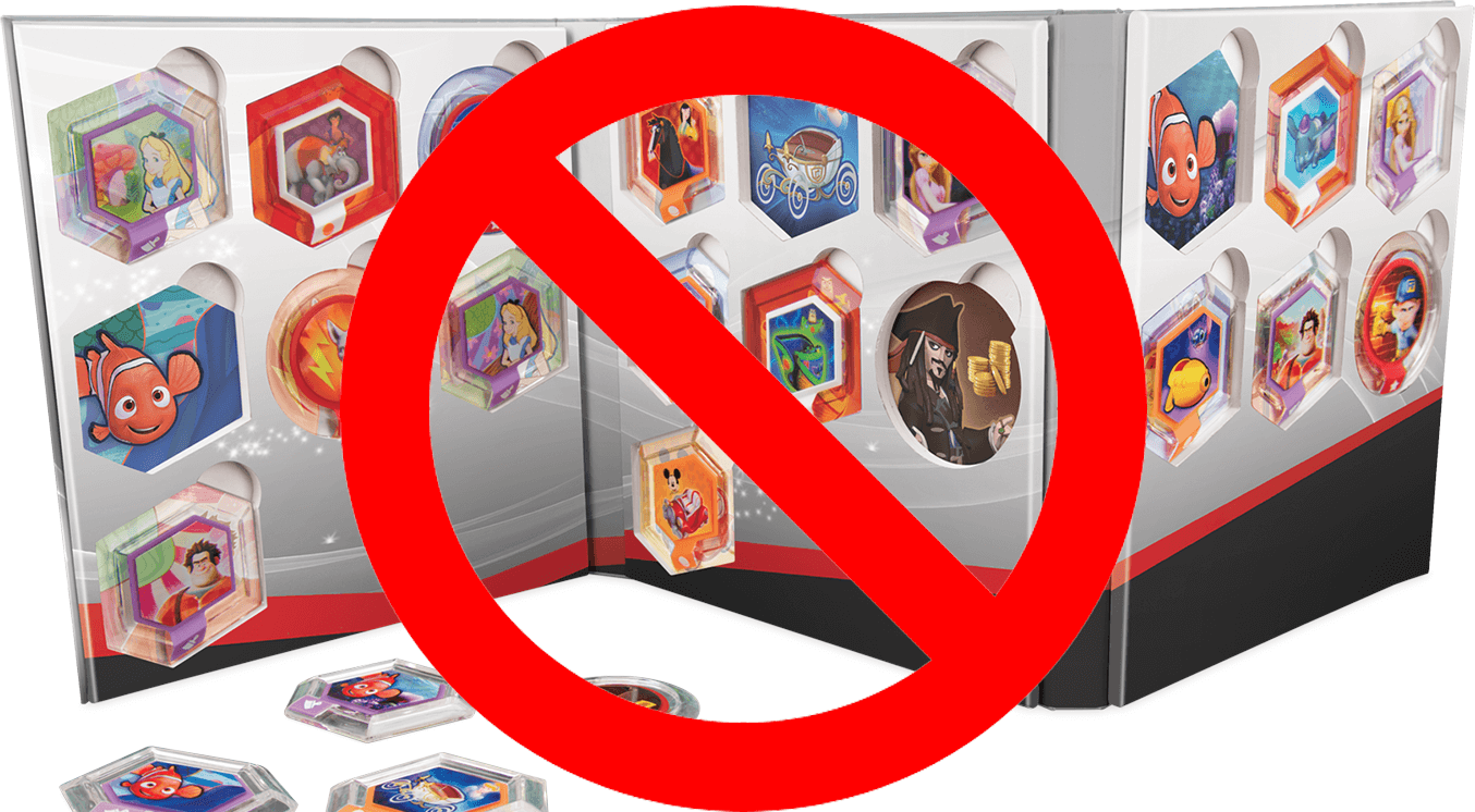 No Power Disc Albums For Disney Infinity 30 But New Power Disc