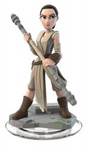 Disney Infinity 3.0 Edition: Star Wars The Force Awakens Play Set (with Finn and Rey figures)