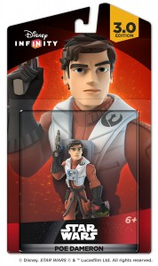Disney Infinity 3.0 Edition: Star Wars The Force Awakens Poe Dameron Figue