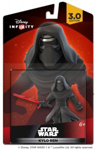 Disney Infinity 3.0 Edition: Star Wars The Force Awakens Kylo Ren Figue