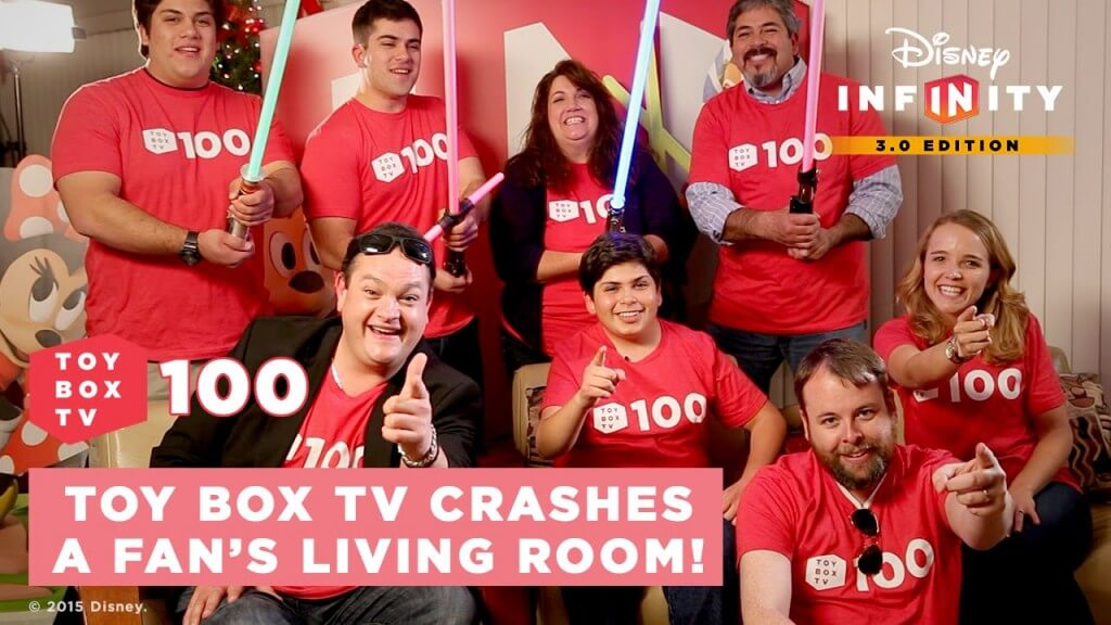 Toy Box TV Episode 100