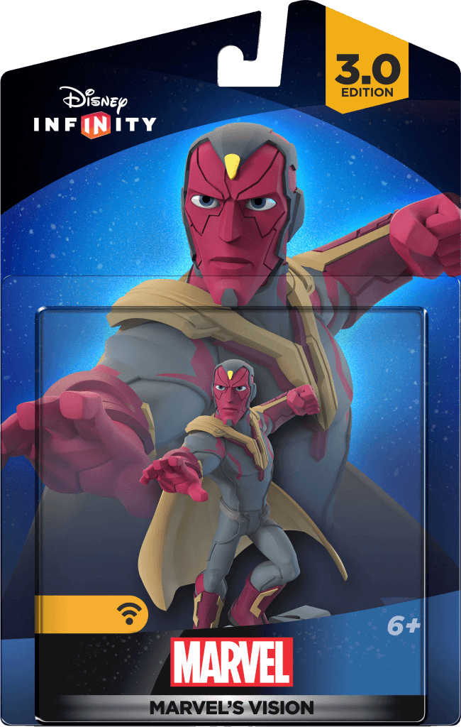 Vision Figure For Disney Infinity 3.0