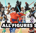 DisneyInfinityFiguresSale