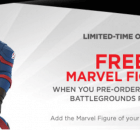 Disney Infinity Marvel Battlegrounds Pre-Order Bonus