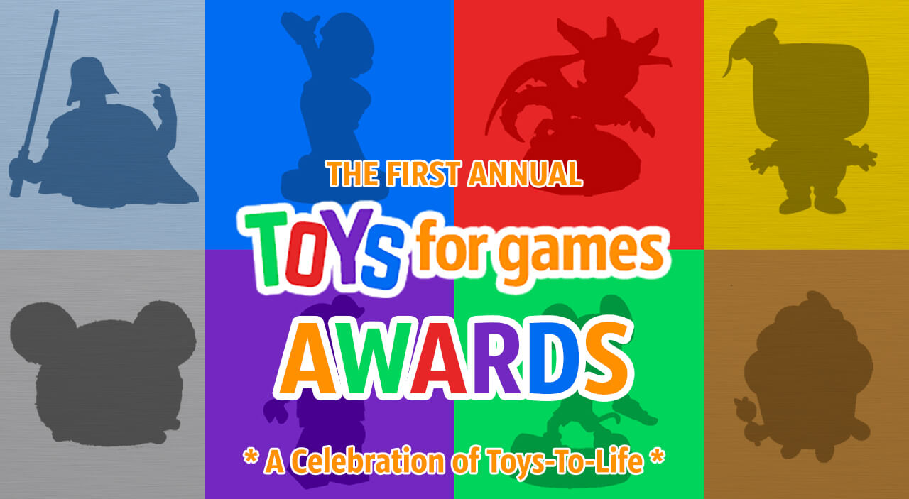 Toys For Awards : Psa vote in our first ever toys for games awards